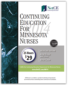 NetCE MN14 Nursing CE Special Offer